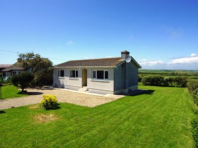 Photo for Detached bungalow, recently completely renovated, on working farm and located within walking d…
