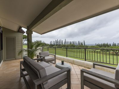 Photo for DISCOUNTED SPRING RATES - Enjoy Ocean and Sunset Views in Prestigious Kapalua