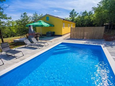 Photo for Villa Eden apartment in Sveta Nedelja with WiFi, air conditioning & private parking.