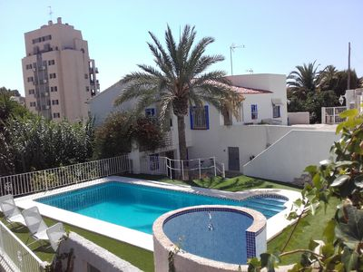 Photo for Beautiful and quiet Villa in Calpe, near the beach and town. Free WIFI