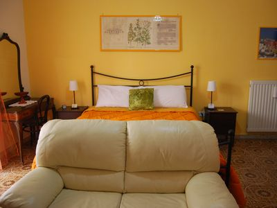 Photo for B & B Casa Mariella - Two minutes from Piazza Plebiscito ...