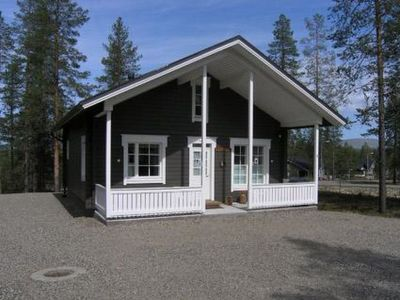 Photo for Vacation home Ylläskankare in Äkäslompolo - 12 persons, 2 bedrooms
