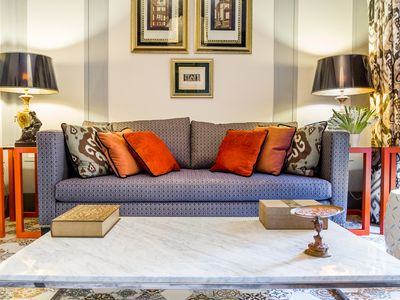 Photo for Elegant & classical apartament for up to 4 with a private patio