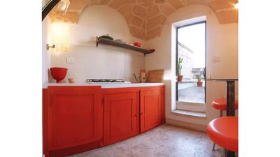 Photo for SUITE WITH PRIVATE STAR AND TERRACE IN THE CENTER OF LECCE