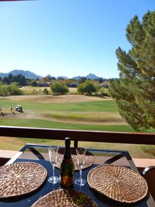 Photo for Remodeled Condo, Golf & Mountain Views, Great Amenities & Close To Everything!