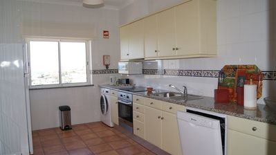 Photo for 2 Bedroom Apartment with Sea View for 4 People Only 550m from the Beach