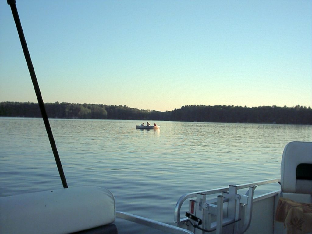 Cabin Openings On Beautiful Spider Lake Near Traverse City