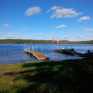 Photo for Dock Side Cabin In North Frontenac