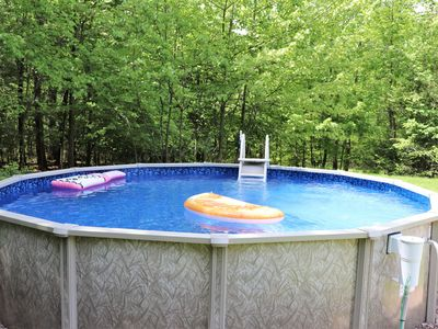 Photo for Large home for 22/24 guests, Pool open till Sept 15, Indoor Hot Tub, Game Room!