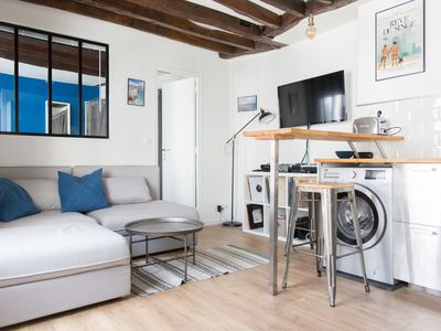 Photo for HostnFly apartments - Beautiful apartment near Pigalle