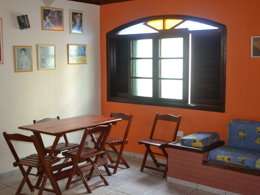 0292. 00 - MARANDUBA - HOUSE - 2 DORMITORIES (1 SUITE) - 12 GUESTS - 100M FROM THE SEA