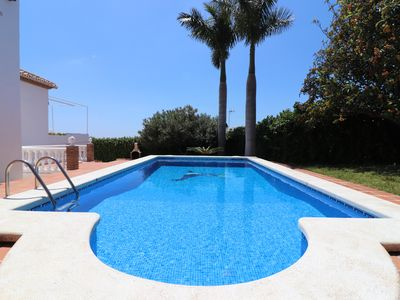 Photo for 1112 Villa el Romeral - Villa for 4 people in Nerja