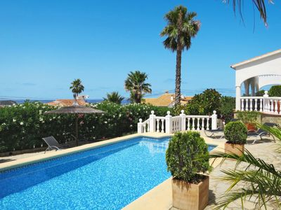 Photo for 2 bedroom Villa, sleeps 6 with Pool, Air Con and WiFi