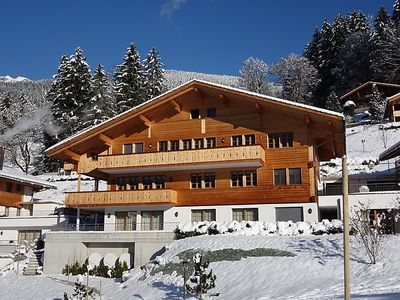 Photo for Apartment Chalet Mittellegi in Grindelwald - 8 persons, 4 bedrooms