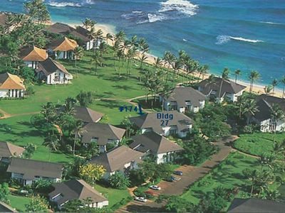 Photo for Kiahuna Plantation Ocean View -JUST REMODELED, Ground Floor, Steps to the beach!
