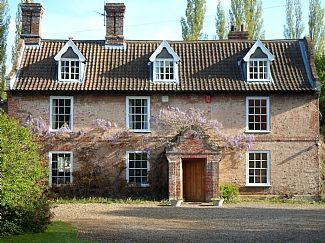Photo for An 18th Century Rectory With River Frontage set in 2 acres of private gardens