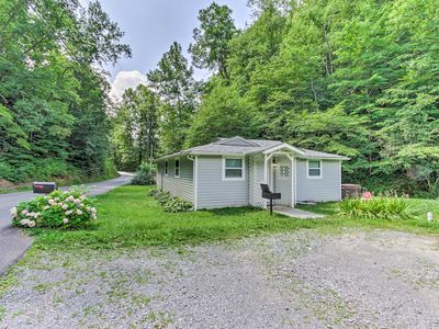 Photo for NEW! Cottage w/ Hot Tub - 8 Mi. to Pigeon Forge!