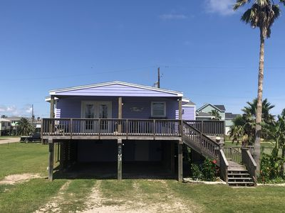 Photo for Three Little Birds, One Block to Beach, Newly Renovated, Pets ok