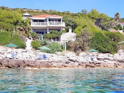 Photo for Apartments Ružica, (12860), Vis, island of Vis, Croatia