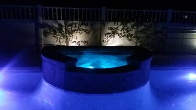 Photo for Pvt Oasis + Million $ View/ Pvt Pool/Spa/BBQ min to PS/Airport/Joshua Tree