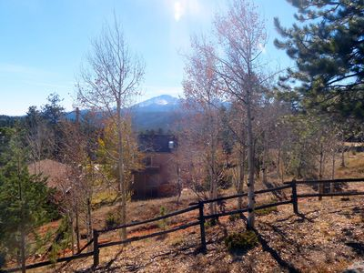 Photo for Private Entrance 2 Bd Suite on 5 acres near Pikes Peak with Hot Tub!