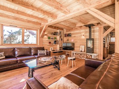 Photo for Chalet Luxury Aiguillette 16 pers. with Spa and Sauna 5 minutes from the slopes of Serre-Chevalier