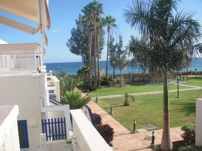 Photo for Holiday apartment Maspalomas for 1 - 3 persons with 1 bedroom - Holiday apartment