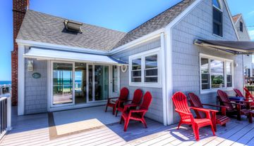 Humarock (Scituate) Beachfront Property with Views of the South River!