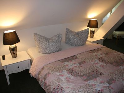 Photo for Double Room 4 - Pension Jagdschloss Spiegelsberge