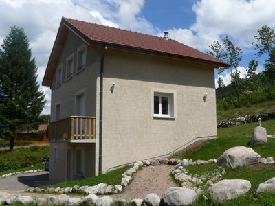Photo for House 10min LA BRESSE, 15 min slopes ski, WIFI, accessibility PMR