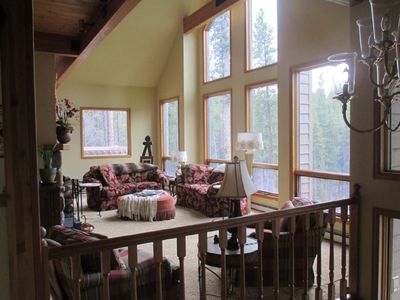 Photo for Lonesome Call Chalet, A Private Home, 4Br, Loft, 4.5Ba