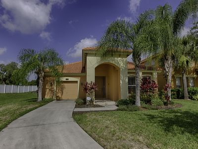 Photo for Disney Gem with Private Pool & spa in gated community with nearby golf course