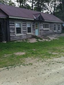 Photo for Beautiful Log Cabin on Farm / Restored Pig Pen