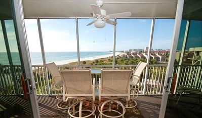 Photo for Luxuriously appointed condo with sweeping Gulf of Mexico and Siesta Key Views