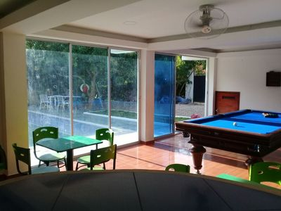 Photo for House + Pool + Billiars and more