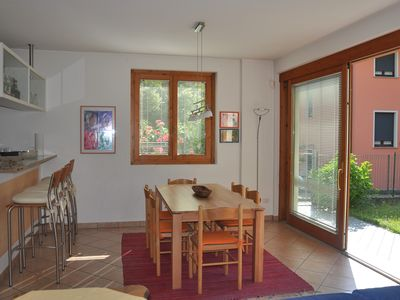 Photo for House with garden at 100 mt. from the lake - free wifi