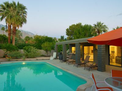 Photo for The Park Ranch House-Central Palm Springs