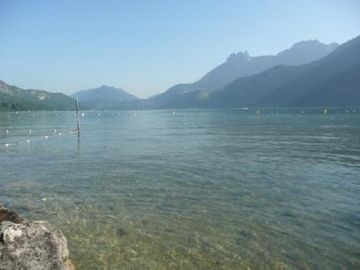 New studio by the lake of Annecy