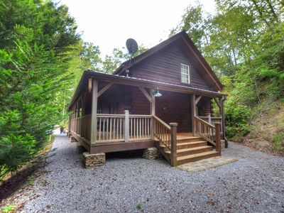 Photo for Rustic Moonshiner's Hideaway Cabin Near Bryson City and NOC