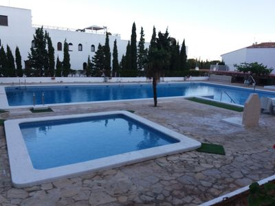 Photo for Apartment with views of Sierra de Irta