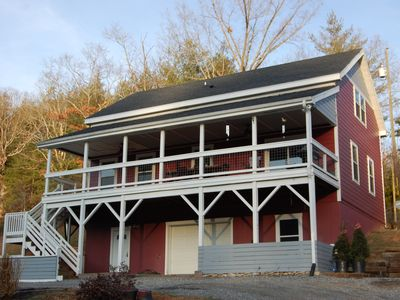 Photo for House Apartment close to Asheville