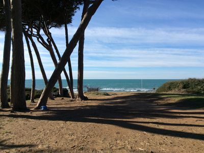 Photo for luminous  peaceful property five minutes from uniquely beautiful beach