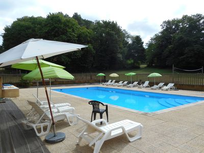 Photo for Gites for 5 to 7 pers. In the surroundings of Sarlat. Swimming pool to share. Free WIFI