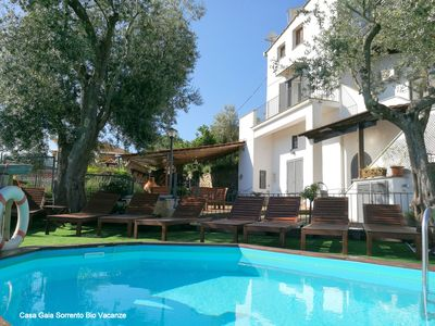 Photo for Panoramic Holiday House Casa Gaia Sorrento