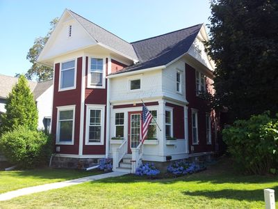 Charming Victorian Located Near Petoskey Pier now available Aug. 24-31.