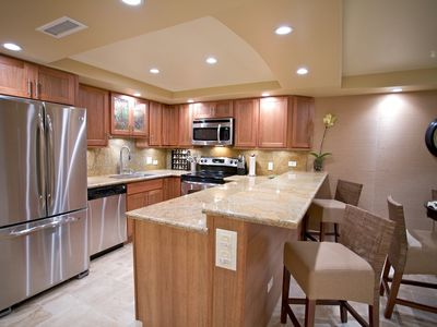 Photo for Gorgeous Remodeled Kamaole Sands Ground Floor Unit