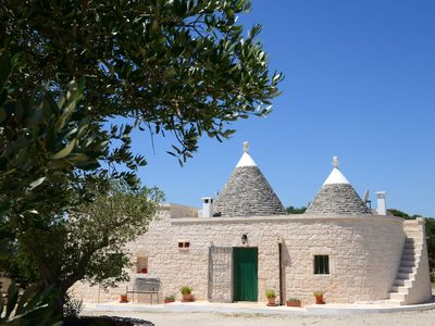 Photo for Beatiful Trullo Stefano Located In Magical Cisternino