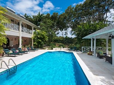 Photo for Villa Dene Court  -  Near Ocean - Located in  Beautiful Saint James with Private Pool