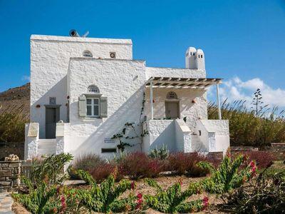 Photo for Les Cedres, Nikos House in midst of Paros beau... - Two Bedroom Cottage, Sleeps 5