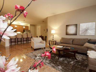 Photo for Luxury Retreat - Three Bedroom Condominium - Condo